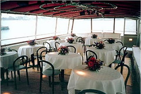 Jacana Boat Caliber Yacht Charters 119 Person Party Boat 85 Foot